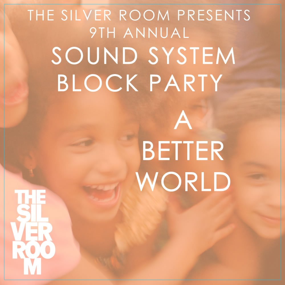 A BETTER WORLD -The Silver Room