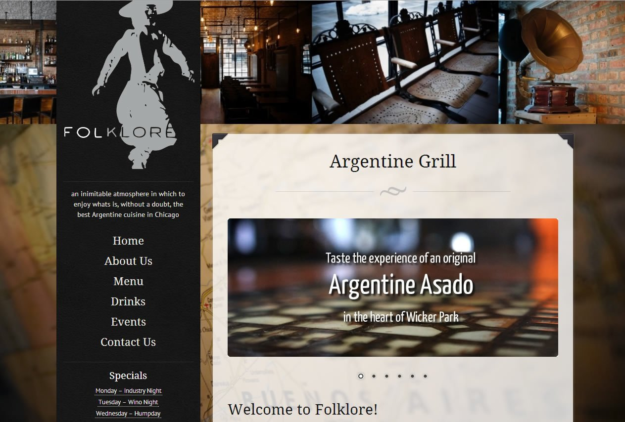 Folklore Argentine Grill