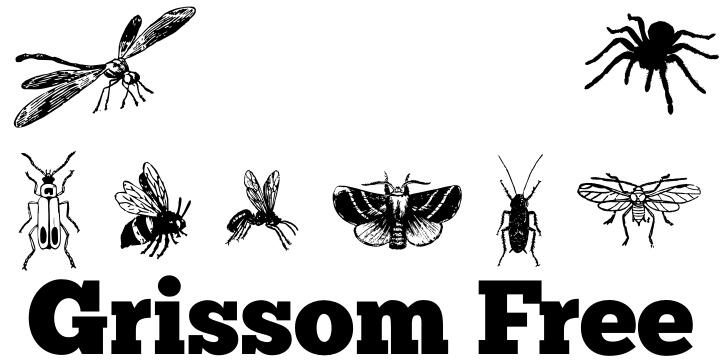 Grissom Free banner