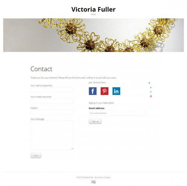 Victoria-Contact